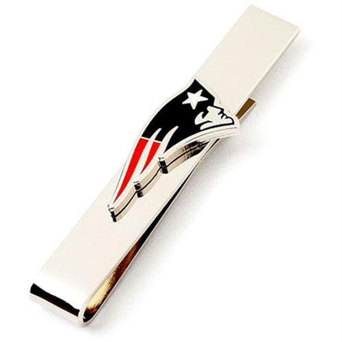 NFL New England Patriots Tie Bar