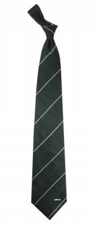 New York Jets Tie Oxford Woven Silk