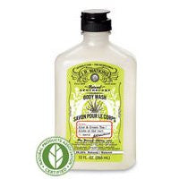 Specialty Bath Body Wash, Aloe & Green Tea - 12 OZ