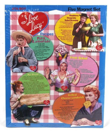 LUCY RECIPES FIVE PACK
