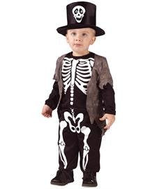 Happy Skeleton TDLR CSTM Large (3T-4T)