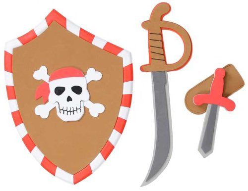Boys Pirate Sword/Shield