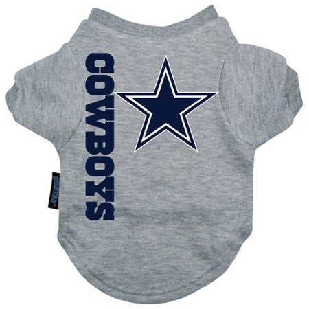 Dallas Cowboys Dog Tee Shirt Xtra Large