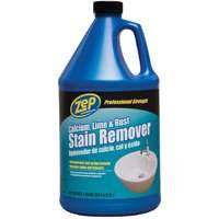 Zep Calcium, Lime & Rust Stain Remover gallon
