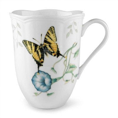 BUTTERFLY MEADOW TIGER SWAL MUG