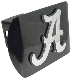 "Alabama (""A"") Black Hitch Cover"