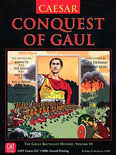 Great Battles of History: Caesar Conquest of Gaul