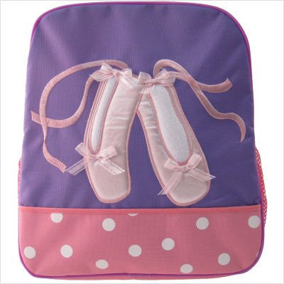 Regular Backpack - Ballet Shoes Lavendar