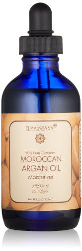 100% Pure Moroccan Organic Argan oil 4oz