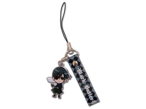 Black Butler Ciel SD Cell Phone Charm