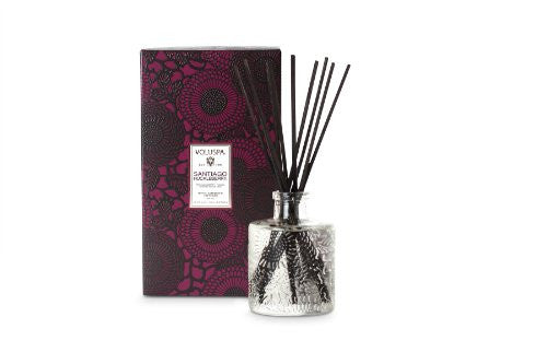 100ml Reed Diffuser Santiago Huckleberry