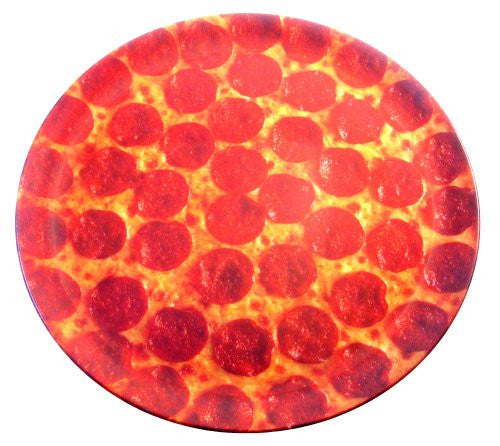 Melamine Pepperoni Pizza Platter