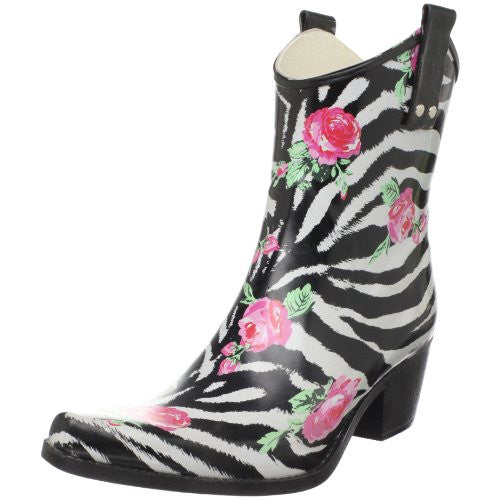 Yippy Low Rose Zebra - 6 B(M) US