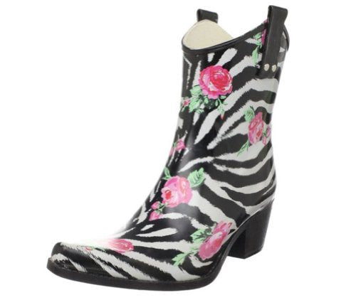 Yippy Low Rose Zebra - 8 B(M) US
