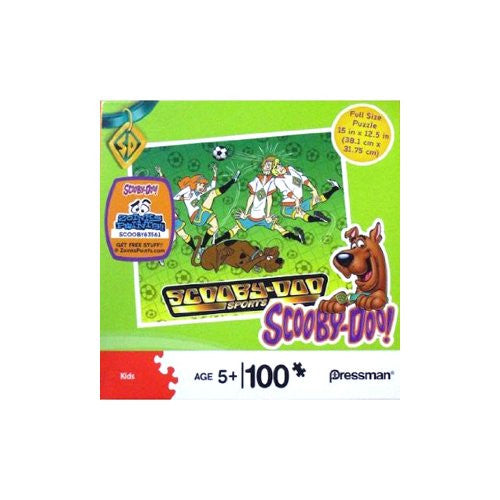 Scooby-Doo! 100 Piece Puzzle Assortment