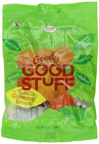 GG STUFF KOALA GUMMY BEARS 3.5oz BG 12ct GOODY G - Package