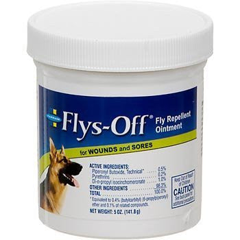 Fly-Off Ointment, 5 Ounce