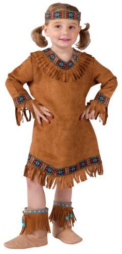 Native American CHLD CSTM Medium (8-10)