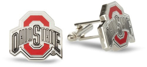 NCAA Ohio State Buckeyes Cufflinks