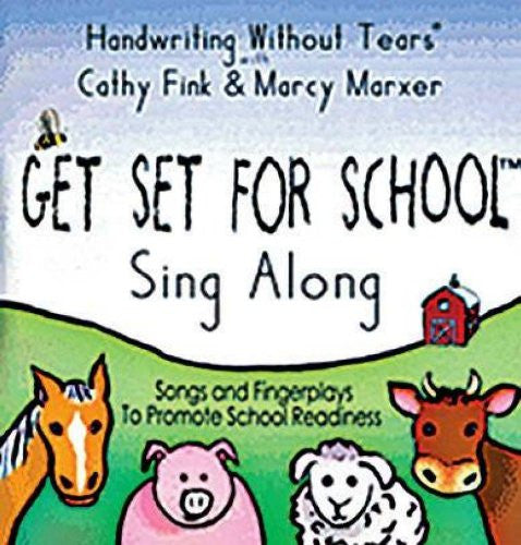 Sing Along CD – Get Set for School