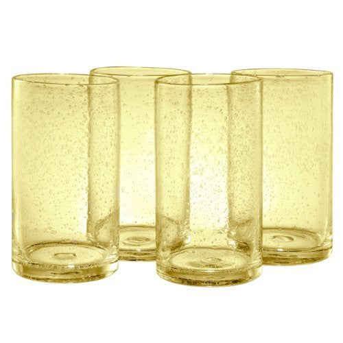 IRIS HIGHBALL, 17 OZ., CITRINE