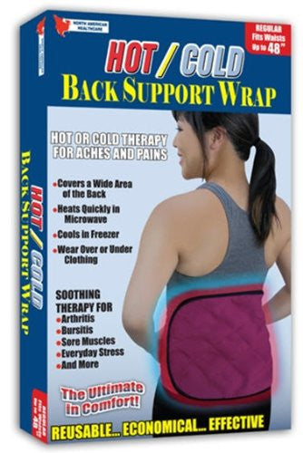 HOT/COLD BACK SUPPORT WRAP(R)