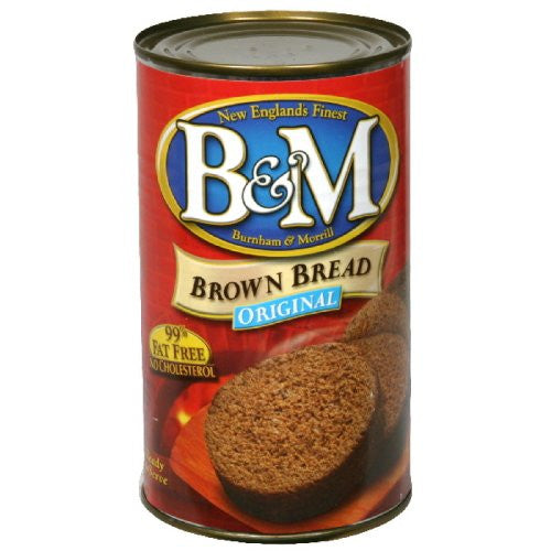 B&M Bread Plain Brown 16.0 OZ