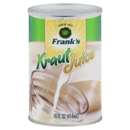Franks Juice Kraut 14.0 FO