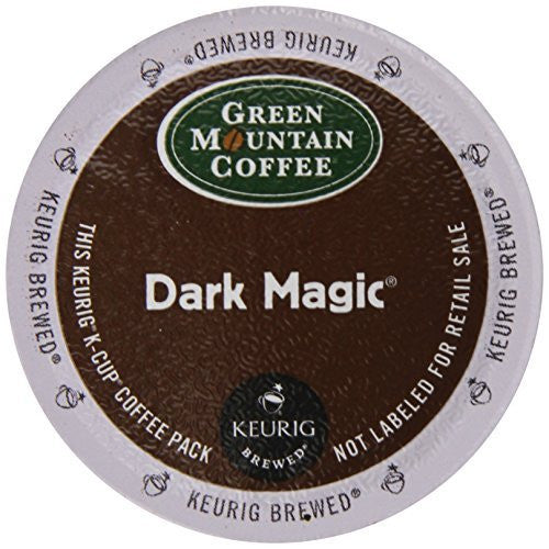 Green Mountain Coffee, Dark Magic (Extra Bold), K-Cups for Keurig Brewers