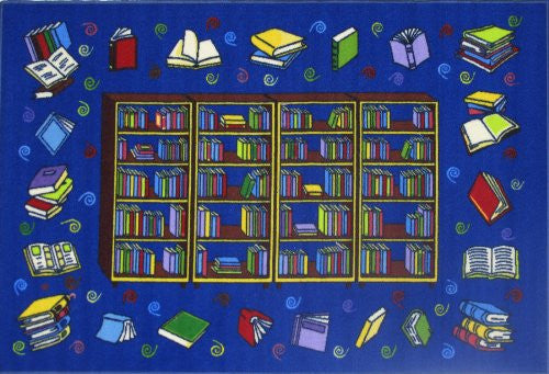"Reading Time 51""x78"""