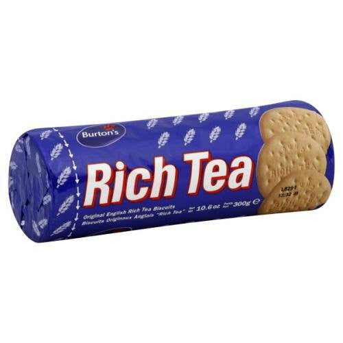 Burtons Rich Tea Roll 10.6 OZ