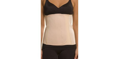 La Leche League International Womens' 12- Inch Postpartum Abdominal Binder, Small, Nude