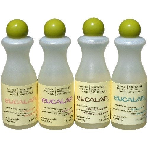Eucalan Wool Wash [Eucalyptus 16.9 oz]