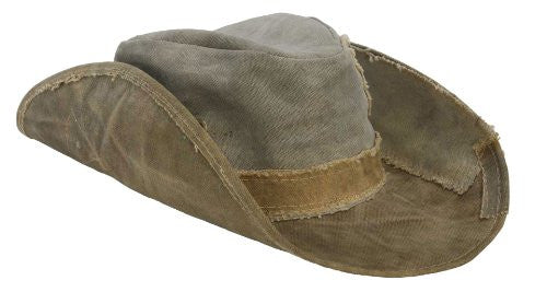 The Real Deal Brazil Real Deal Hat - Medium (Canvas)