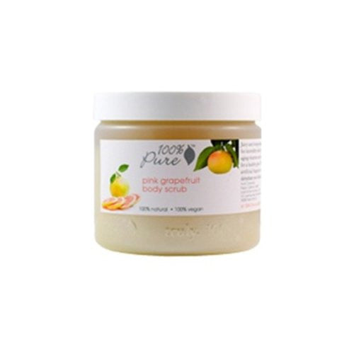 Organic Pink Grapefruit  15oz Body Scrub