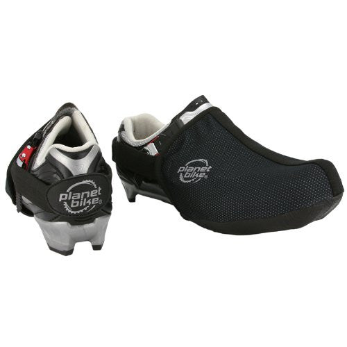 PLANET BIKE DASHER WINDPROOF TOE COVERS MD