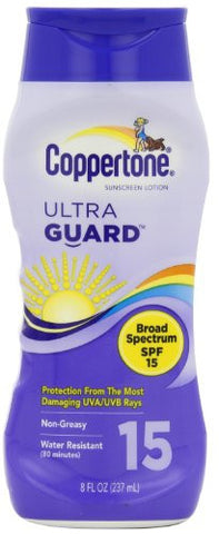 ultraGUARD Lotion, SPF 15, 8 fl. oz.