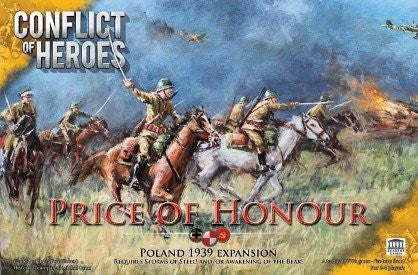 CONFLICT OF HEROES PRICE OF HONOUR AYG
