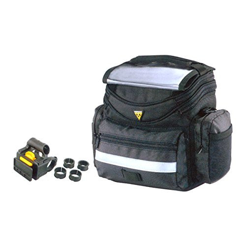 Topeak Tour Guide Handlebar Bag - Black,