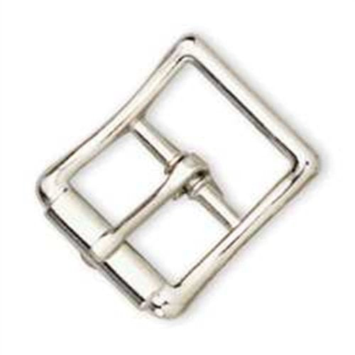Strap Buckle - Nickel Plated (1.9 cm)