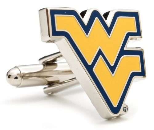 NCAA West Virginia Mountaineers Cufflinks