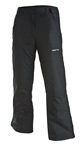 Womens Snow Pant-Large/Black