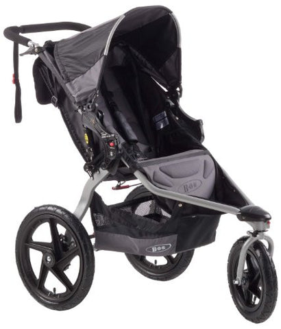 Revolution SE Single Stroller, Black