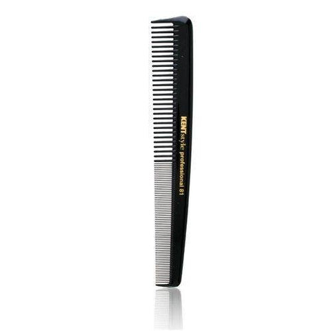 Kent Style Professional Antistatic Unbreakable Heat Resistant Shallow Teeth Comb Model No. SPC81 (Discontinued)
