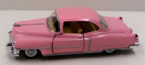 Kinsmart - Cadillac Series 62 Hard Top (1953, 1/43 scale diecast model car, Pink)