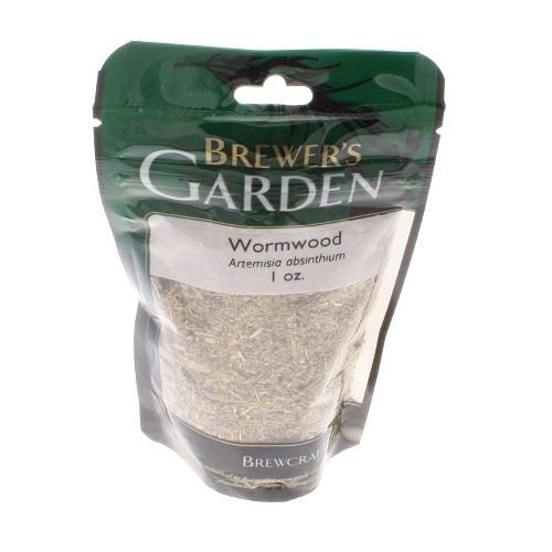Brewers Garden Dried Wormwood - 1 oz Package