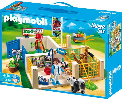 Super Set Animal Care Station