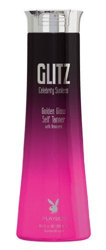 GLITZ Celebrity Sunless™ Golden Glow Self Tanning Lotion, 10.1 oz