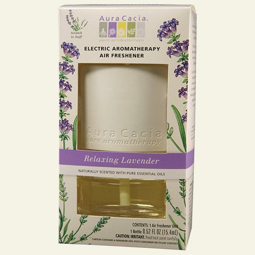 Relaxing Lavender, Air Freshener Unit