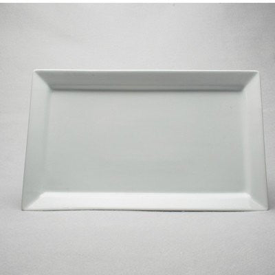 "WHITEWARE LARGE RECTANGULR PLATTER-1.25""h x 17.75""l x 11""w"